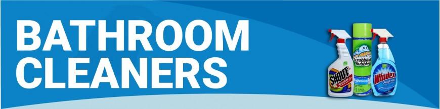 BB080 - Bathroom Cleaners