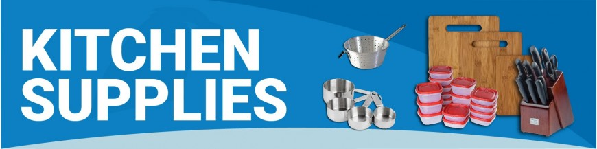 LB - Kitchen Supplies