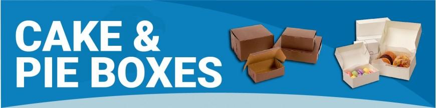 NNA - Cake & Pie Boxes