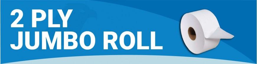 EA040 - 2 Ply Jumbo Roll