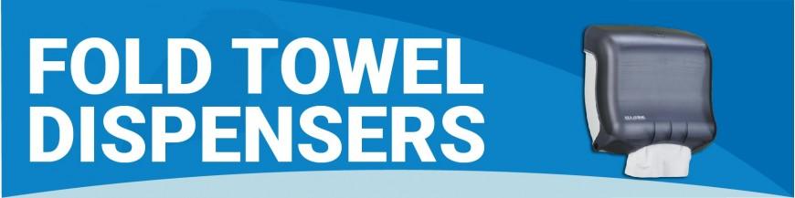 EHB030 - Fold Towel Dispensers