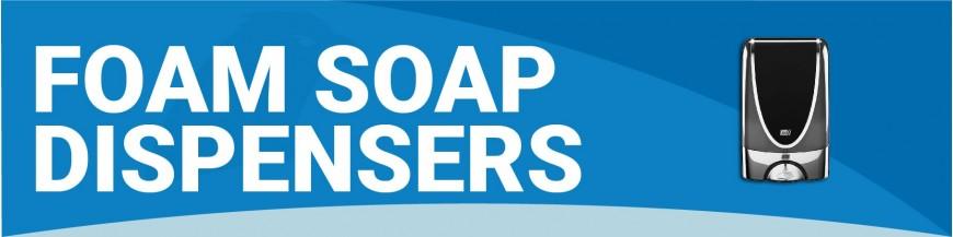 DB010 - Foam Soap Dispensers