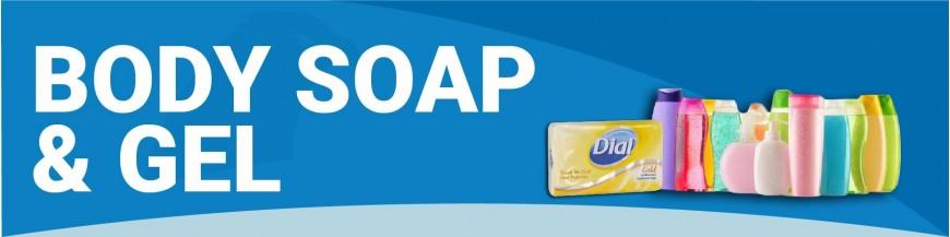 DI - Body Soap & Gel