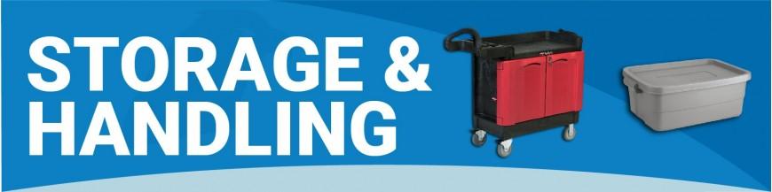 I - Storage & Handling