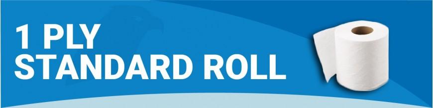 EA010 - 1Ply Standard Roll