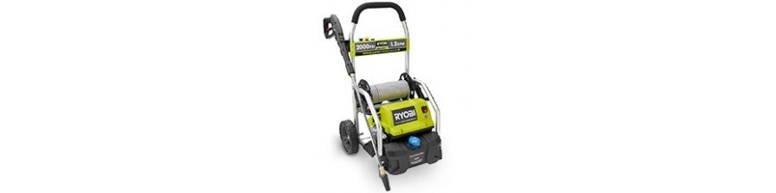 HD550 - Pressure Washers