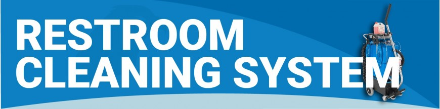 BE010 - Restroom Cleaning Syste