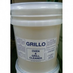 Grillo Oven and Grill Cleaner 5 gallon Pail