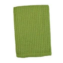 Green Dish Cloth 12x12