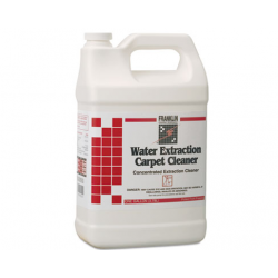 FRANKLIN WATER EXTRACTION CARPET CLEANER FLORAL SCENT LIQUID 1 GAL