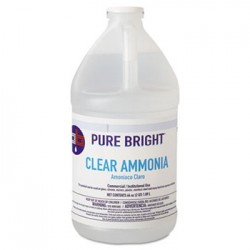 PURE BRIGHT ALL-PURPOSE CLEANER WITH AMMONIA 64OZ BOTTLE