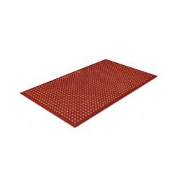 SAFEWALK-LIGHT HEAVY-DUTY ANTIFATIGUE MAT RUBBER 36 X 60