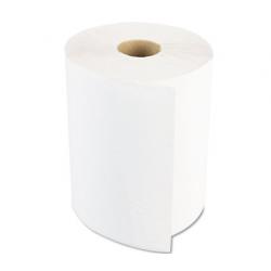 Boardwalk Hardwound Paper Towels 8 x 800ft 1-Ply White