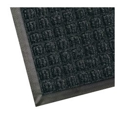 371 Excellence 3.2X20.1 Kitchen Prep Area (Black Grease proof Mat w/holes)