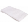 WASH CLOTH 13X13 1.50LBS WHITE Oxford Signature Towels Piano Design Dobby Borders 100% Cotton Dobby Hemmed WHITE