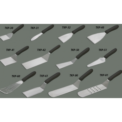 TKP-51 Spatulas (Minimum order of 12/72 per case)