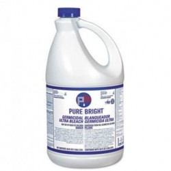 Pure Bright Liquid Bleach 1gal Bottle