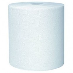 Green Heritage Universal Hard Roll Towel 8in 700 ft 1 ply White