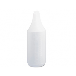 Boardwalk Embossed Spray Bottle 32 oz Clear