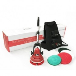 Motor Scrubber The Portable Cleaning Machine Starter Kit - Small