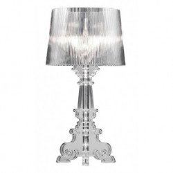 Table Lamp- Transparent