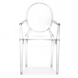 Ghost Dining Chairs - Transparent