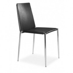 Alexa Dining Chairs - Black