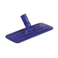 Boardwalk Swivel Pad Holder Plastic Blue 4 x 9