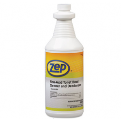 Zep Professional Toilet Bowl Cleaner Non-Acid qt Bottle