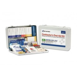 First Aid Only Contractor ANSI Class B First Aid Kit for 50 People 254 Pieces