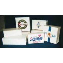 ChampPak Retro Carryout Boxes Kraft