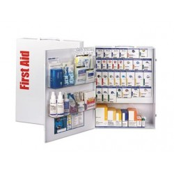 First Aid Only ANSI 2015 SmartCompliance First Aid Station for 150 People 669 Pieces