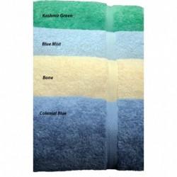 Oxford Imperial Blue Mist Bath Towels 27 x 50 (13.55lb)