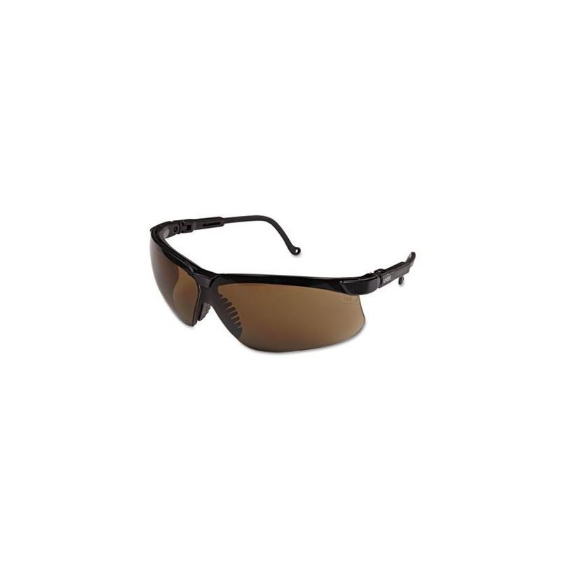 42631ea339d Honeywell Uvex Genesis Eyewear Black Frame - USA Hospitality