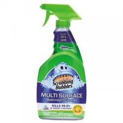 Scrubbing Bubbles Multi Surface Bathroom Cleaner Citrus Scent 32 oz Spray Bottle