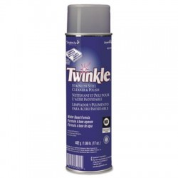 Twinkle Stainless Steel Cleaner & Polish 17oz Aerosol