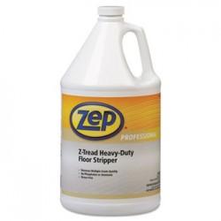 Z-TREAD HEAVY-DUTY FLOOR STRIPPER 1 GAL BOTTLE