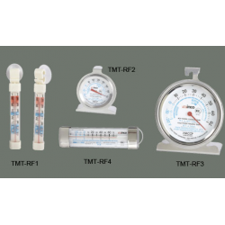 Freezer/Refrig Thermometer 3 Dial