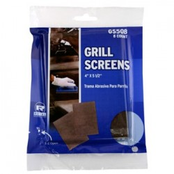 Griddle-Grill Screen Aluminum Oxide Brown