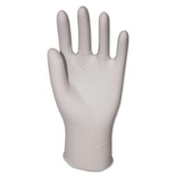 GEN General-Purpose Vinyl Gloves Powdered Large Clear