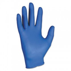 Victoria Bay Clear Powdered Vinyl Gloves - X Large