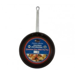 The Majestic Heavy Duty Quantum Non-Stick Aluminum Fry Pans 7 3.5mm Thick Made with 3003 Aluminum