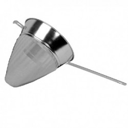 Bouillon Strainers Stainless Steel Hollow Handle 8 Extra Fine Mesh S/S