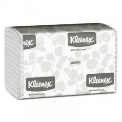 Kleenex Multi-Fold Paper Towels 9 1/5 x 9 2/5 White