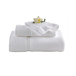 Days Inn Approved Bath Towel Wyndham Wyndry Cam 24 Inch X 50 Inch  White Minimum Qty: 30 Order in multiples of: 30