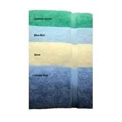 Oxford Imperial Colonial Blue Bath Towel 27x50   13.55LBS