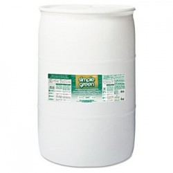 Simple Green Industrial Cleaner & Degreaser Concentrated 55 gal Drum