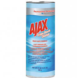 AJAX Oxygen Bleach Powder Cleanser 21oz Can