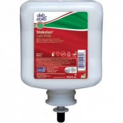 Deb Pure Restore  After- Work Conditioning Cream 1 Liter    6/cs