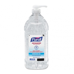 Purell Advanced Instant Hand Sanitizer 2L Bottle